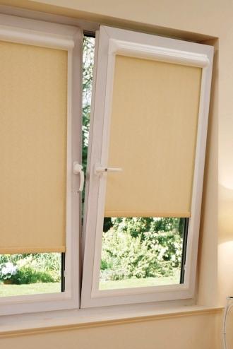 Купить кассетные рулонные шторы