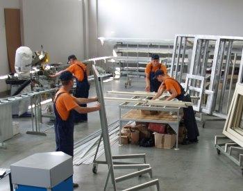 Производство пластиковых окон Иркутск Производство пластиковых  Процесс производства пластиковых окон в Иркутске