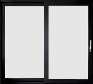 Портальные алюминиевые окна